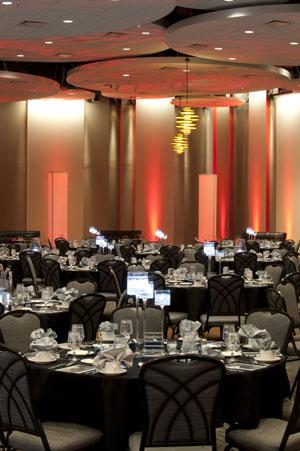 Sharonville Convention Center Ballroom